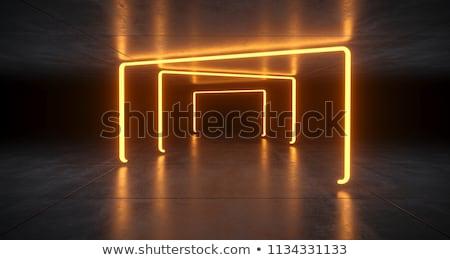 этап · освещение · Места · освещение · музыку · синий - Сток-фото © user_11870380