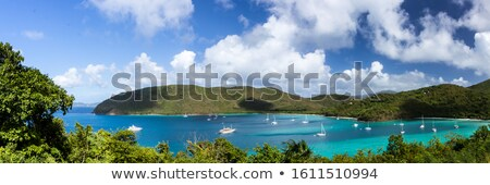 Leinster Bay overlook Stock photo © jsnover