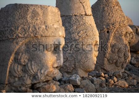 Tomb of the gigants Stock photo © fyletto