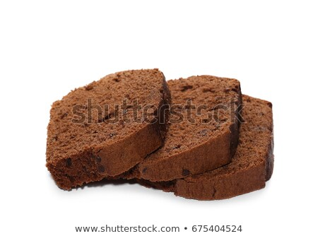 Loaf cake with cocoa  Stock photo © grafvision