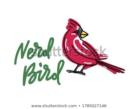 Bird Lovers Stock photo © Alvinge