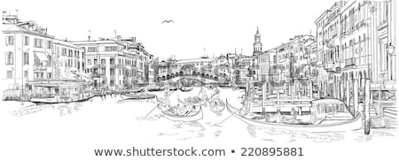 venetian landscape stock photo © mayboro