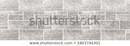Seamlessly stone wall pattern. Stock photo © Leonardi
