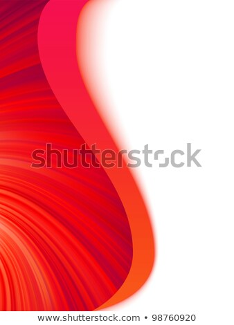 purple red and white abstract wave burst eps 8 stock photo © beholdereye