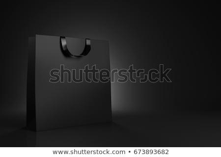 durum · güzellik · kutu · portre · çanta - stok fotoğraf © ozaiachin
