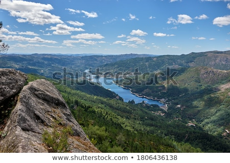 river at geres stock photo © homydesign