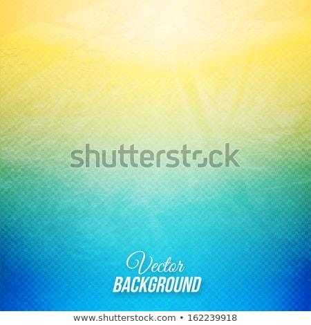 Absztrakt színes nyár grunge fa buli Stock fotó © rioillustrator