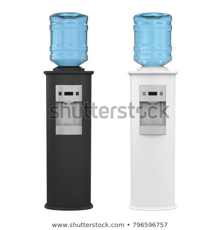 Cooler for potable water Stock photo © ifeelstock