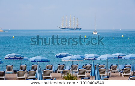 Summertime in Cannes, France Stock photo © amok
