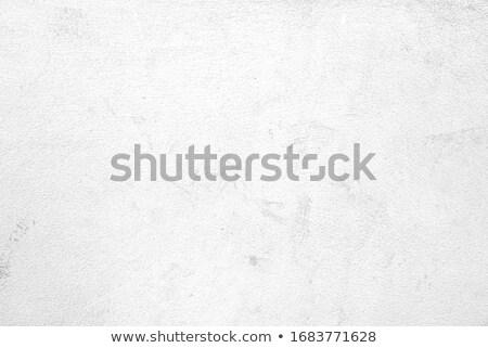 Blanco estuco patrón cuadros concretas antiguos Foto stock © ArenaCreative