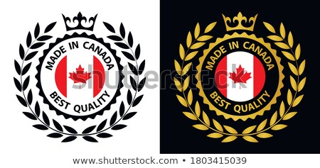 Canada Marked Stock photo © idesign