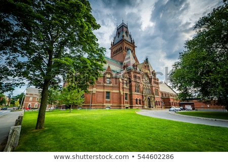 harvard university in cambridge massachusetts stock photo © lunamarina