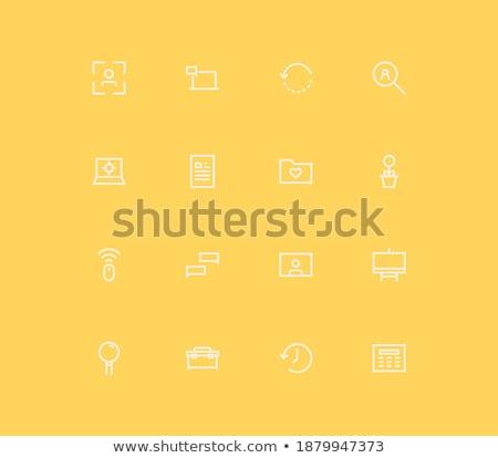 Foto stock: E-mail · alvo · pc · mouse · escritório · teia