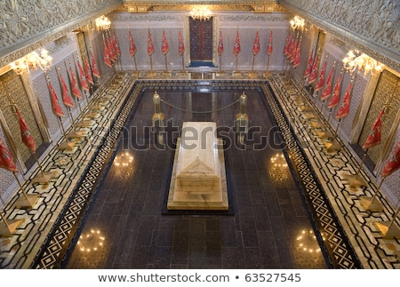 Stockfoto: Mausoleum · en · prins · Marokko · noorden · afrika