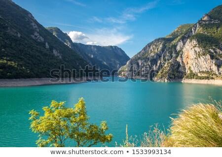 реке · Черногория · известный · каньон · фантастический · водохранилище - Сток-фото © vlad_star