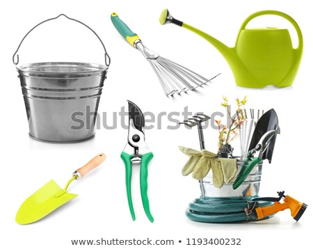 pruner on the white background Stock photo © shutswis