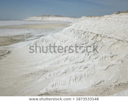 Stock photo: Loam landscape