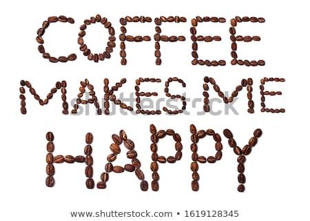 кофе · мне · красивой · музыку · наушники - Сток-фото © Fisher