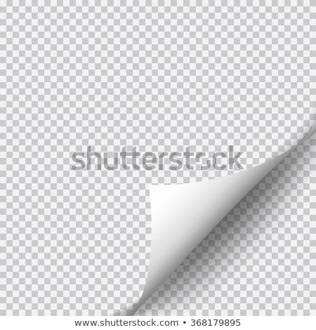Peeling off. Stock photo © Fisher