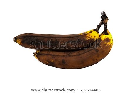 twee · vers · bananen - stockfoto © digifoodstock