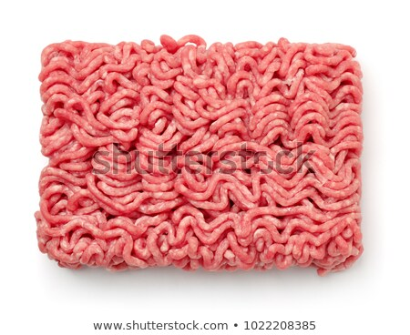 minced meat in studio stock photo © cynoclub