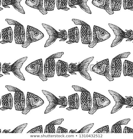 суши · текстуры · дизайна · лист · краской - Сток-фото © anna_leni
