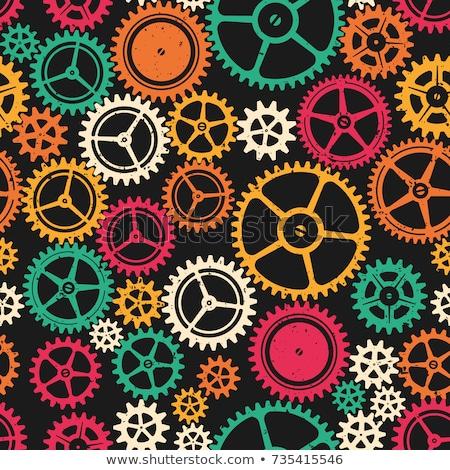 工場 · 業界 · シンボル · ウェブ · ユーザー - ストックフォト © sarts
