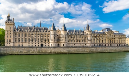 ストックフォト: La Conciergerie Paris France
