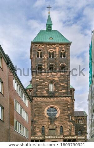 chiesa · Germania · uno · chiese · cattolico · dedito - foto d'archivio © borisb17