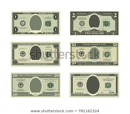 Namaak geld collectie communie vector Stockfoto © pikepicture