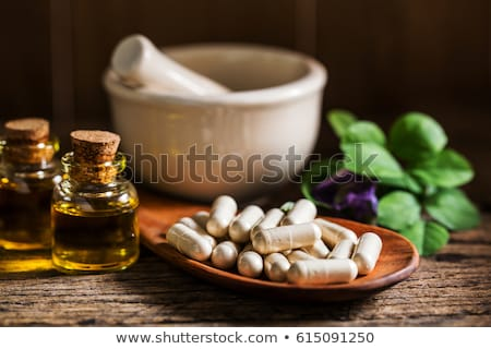 Herbal Medicine for a Healthy Heart Stock photo © marilyna