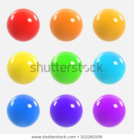 Ball of the colour Stock photo © RuslanOmega