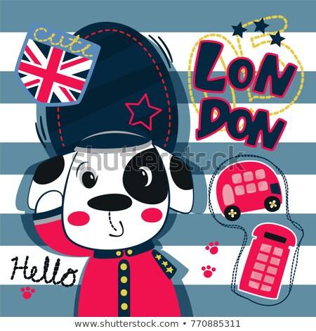 english uniforms stock photo © hlehnerer