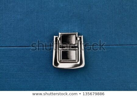 metal case lock stock photo © homydesign
