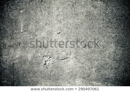 Duvar kumtaşı yüzey Bina karanlık Stok fotoğraf © ilolab
