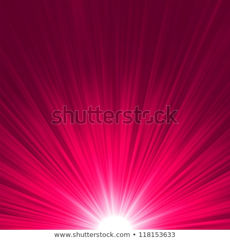 Star burst purple and pink fire. EPS 8 Stock photo © beholdereye