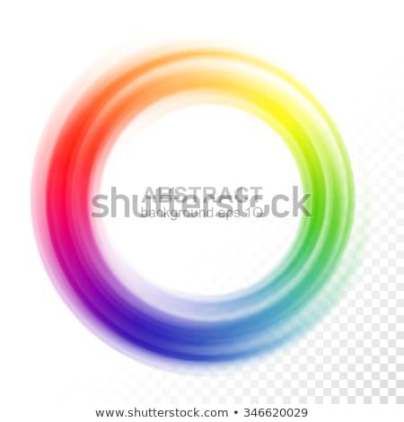 цвета · колесо · вектора · аннотация · красочный · радуга - Сток-фото © dvarg