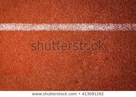 Abstract view of running track Stock photo © kawing921