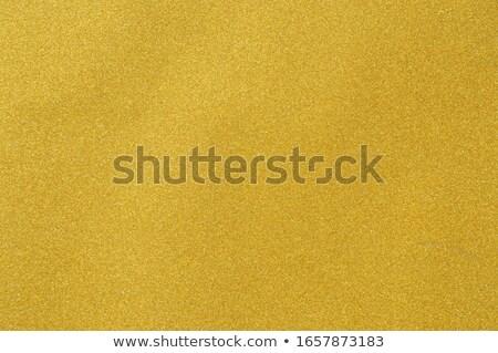 Stock photo: fine gold  metal grunge texture