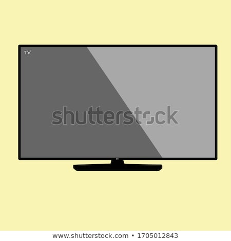 LCD TV Stock photo © toocan
