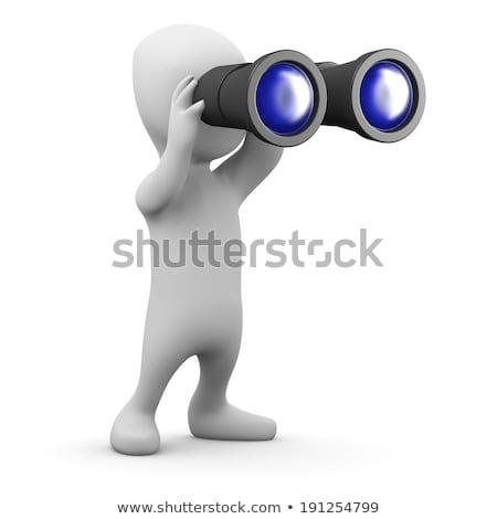 zicht · vector · ontwerp · Zoek · web - stockfoto © get4net