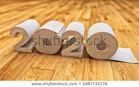 Papier stress affaires affaires crayon Photo stock © Lightsource