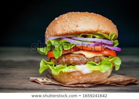 野菜 · 羊皮紙 · 紙 · パン · 食品 - ストックフォト © Digifoodstock