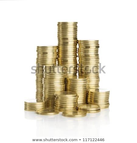 Casino-Coin to Exchange Bitcoin stock photo © sdCrea