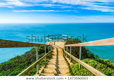 Muir Beach Overlook Stock photo © dirkr