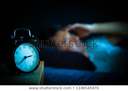 Sleepless night Stock photo © pressmaster