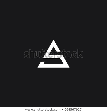 black s letter logotype vector logo sign icon Stock photo © blaskorizov