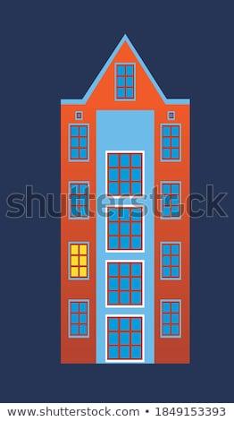 Stockfoto: Kleur · vintage · roeien · embleem · label · badge