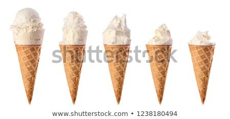 ijs · vector · verschillend · ijs · smaken · zomer - stockfoto © cammep