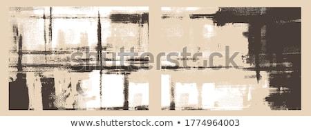 Fény absztrakt koszos hatás fehér fal Stock fotó © kyryloff